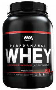 Протеин Optimum Nutrition Performance Whey (975 г)