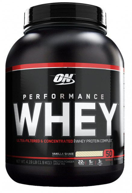 Протеин Optimum Nutrition Performance Whey (1950 г)