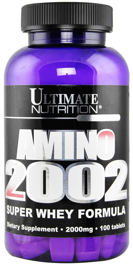 Amino Softgels Ultimate Nutrition Source · Ultimate Nutrition Amino 2002 100