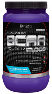 Ultimate Nutrition BCAA Powder 12,000 (457 г)