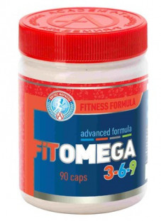 Academy-T Fit Omega 3-6-9 (90 кап)