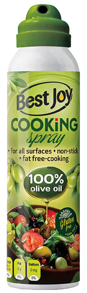 Best Joy Cooking Spray 100% Olive Oil (170 г)