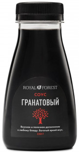 Гранатовый соус Royal Forest (250 г)