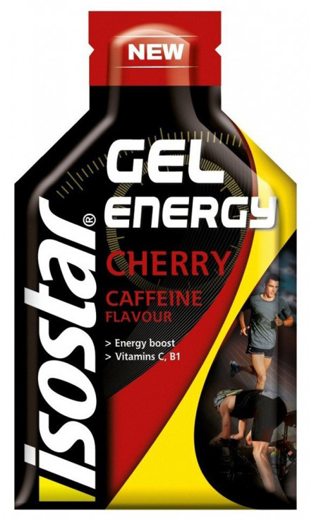 Isostar Gel Energy Coffein (35 г)