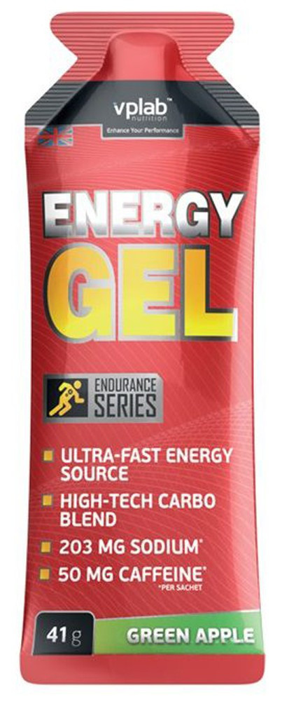 VPlab ENERGY GEL (41 г)
