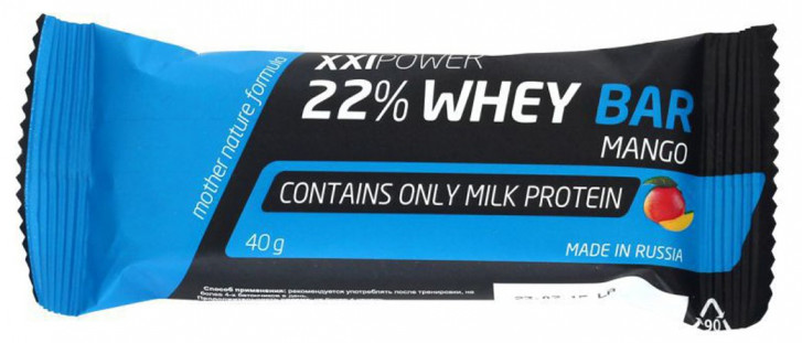XXI Power 22% Whey Bar  (40 г)