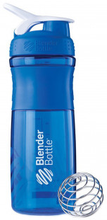 Шейкер BlenderBottle SportMixer синий (828 мл)