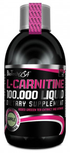 BioTech L- Carnitine 100 000 mg (500 ml)