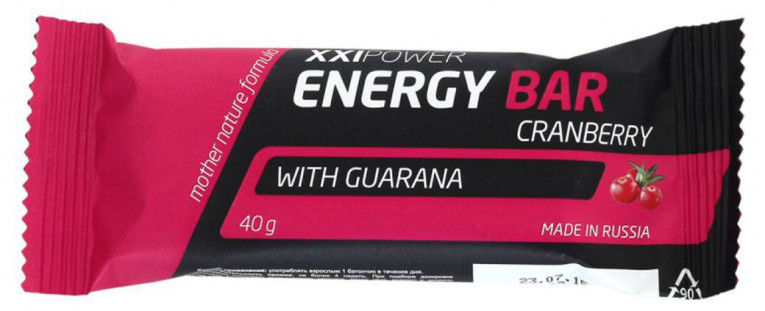 XXI Power Energy Bar (50 г)