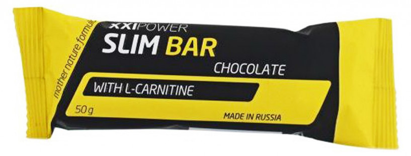XXI Power Slim Bar L- карнитин (50 г)