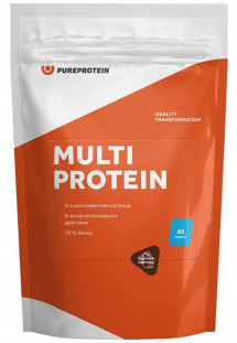 Протеин Pure Protein MultiComponent Protein (1000 г)