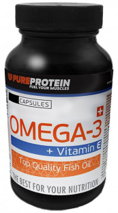 Pure Protein Omega-3  (42 кап)