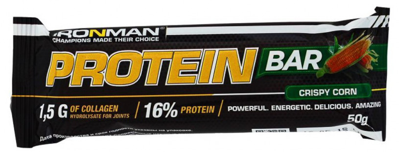 Ironman Protein Bar (50г)