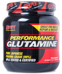 SAN Performance Glutamine (600 гр)