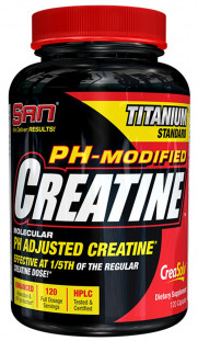 SAN PH Modified Creatine (120 кап)